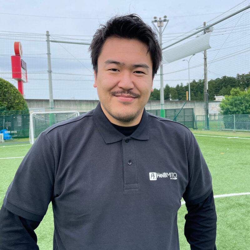 猿田コーチ